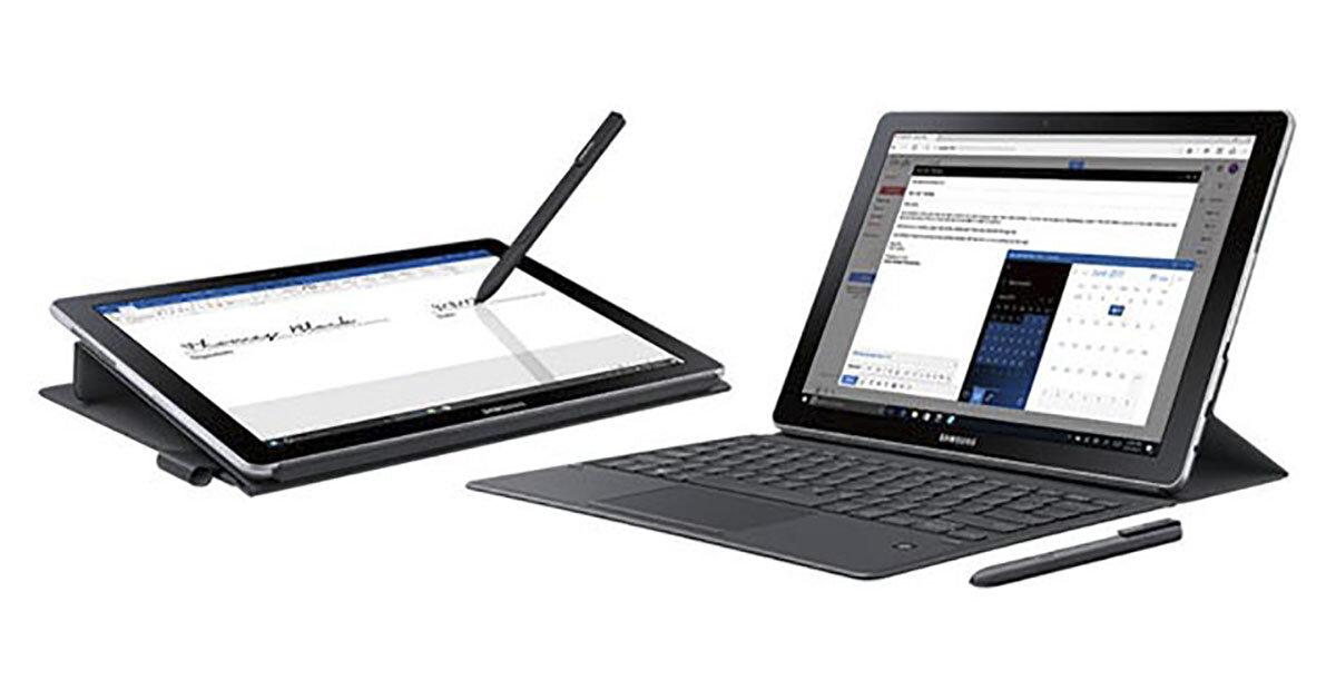 Tại sao máy tính bảng Samsung Galaxy Book lại hot đến thế ?