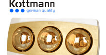Tại sao nên chọn mua đèn sưởi nhà tắm Kottmann ? Xem giá rẻ nhất tháng 10/2019