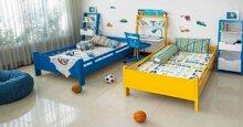 Tại sao nên lựa chọn kích thước giường trẻ em1m2?