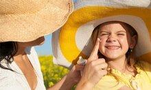 Tại sao nên sử dụng kem chống nắng cho trẻ em?