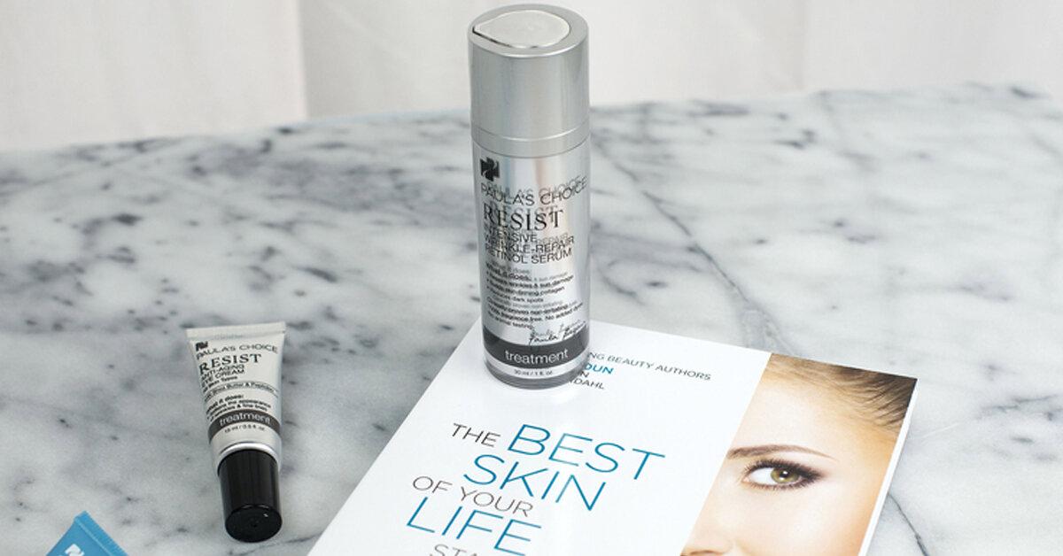 Tại sao Paula's Choice Resist Intensive Wrinkle-Repair Retinol Serum được mệnh danh là Serum chống lão hóa tốt nhất hiện nay ?