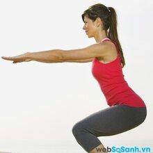 Tại sao Squats là môn thể dục đáng luyện tập đối với mọi lứa tuổi