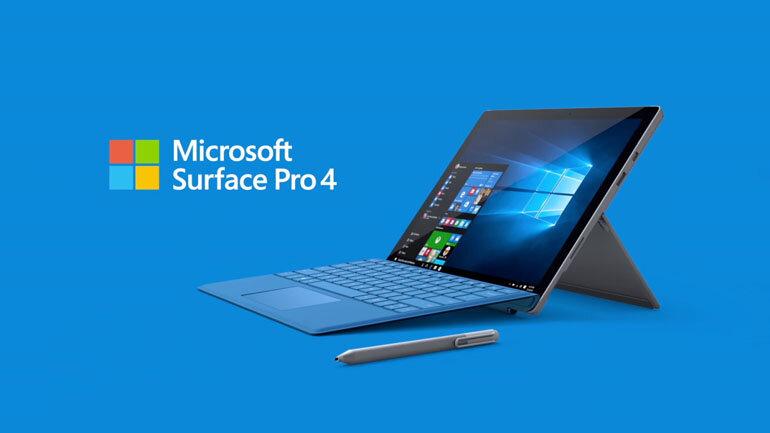 Tai sao Surface Pro 4 luôn là một trong máy tính bảng lai đáng mua nhất?