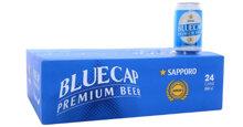 """Tại sao Tết năm nào bia Sapporo Blue Cap 330ml cũng """"cháy hàng"""" tại các siêu thị ?"""