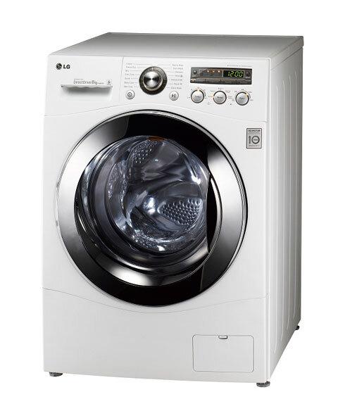 Tận hưởng cuộc sống với máy giặt LG WD13600