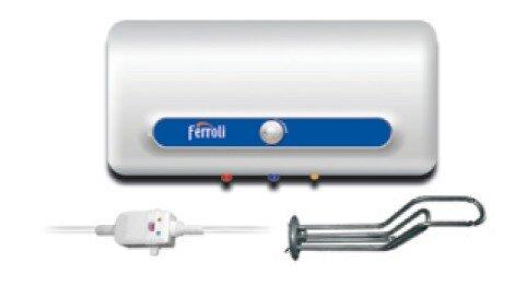 Tận hưởng sự thoải mái với bình tắm nóng lạnh gián tiếp Ferroli QQEVO20MEH