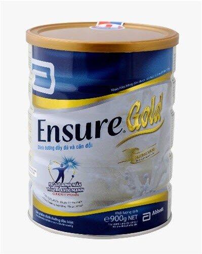 Tăng cường sức khỏe với sữa bột Abbott Ensure Gold