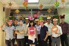 Tập thể nhân viên Websosanh tưng bừng chào đón Tết Trung Thu 2017
