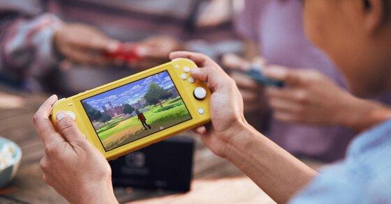 Tất tần tật những điều bạn cần biết về máy chơi game Nintendo Switch Lite