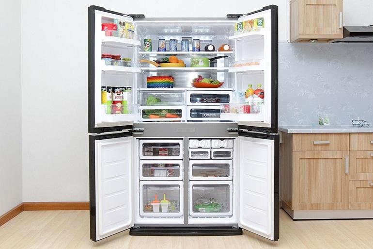 thương hiệu tủ lạnh tốt nhất thị trường