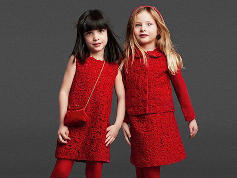 váy tết cho bé gái