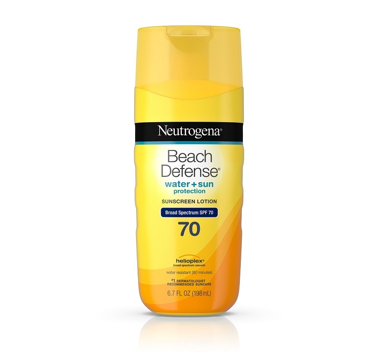 Kem chống nắng body Neutrogena