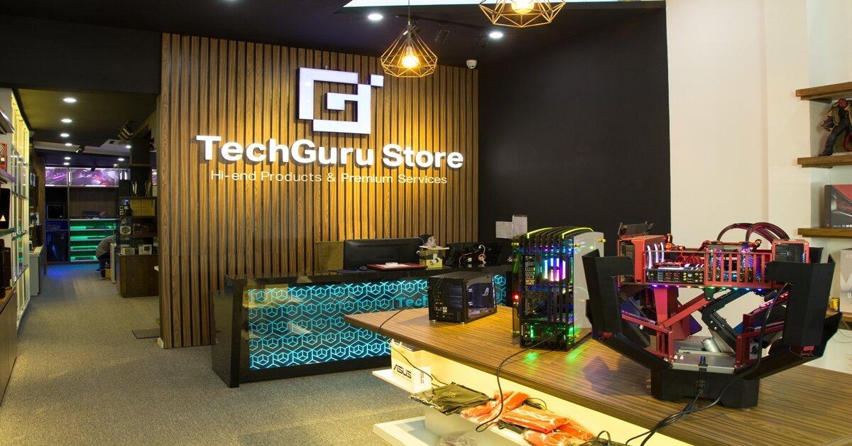 [TechGuru Store] Trải nghiệm trước khi mua – Xu hướng tất yếu của làng PC Việt Nam
