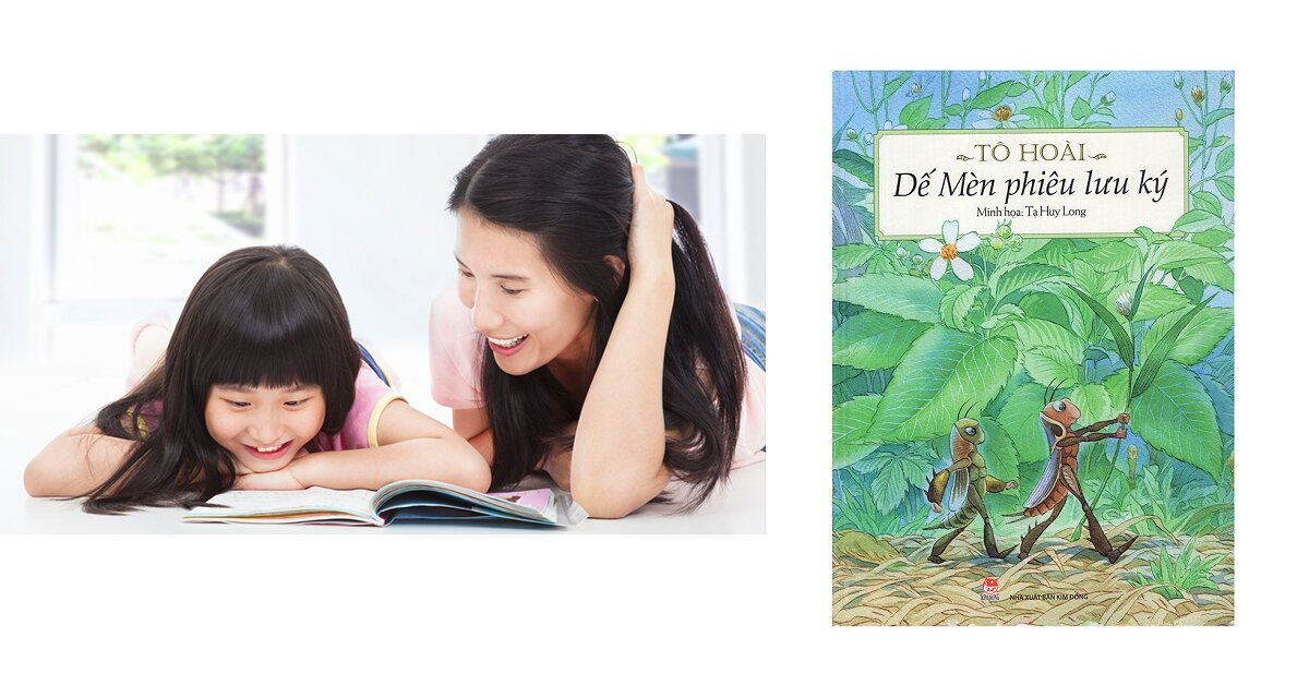 Tết thiếu nhi, nên tặng sách nào cho bé?