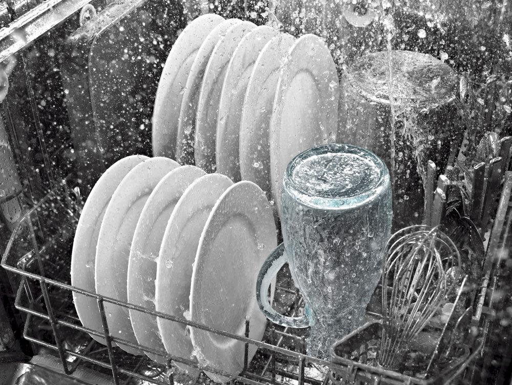 Cách dùng máy rửa bát Candy 2DS62W