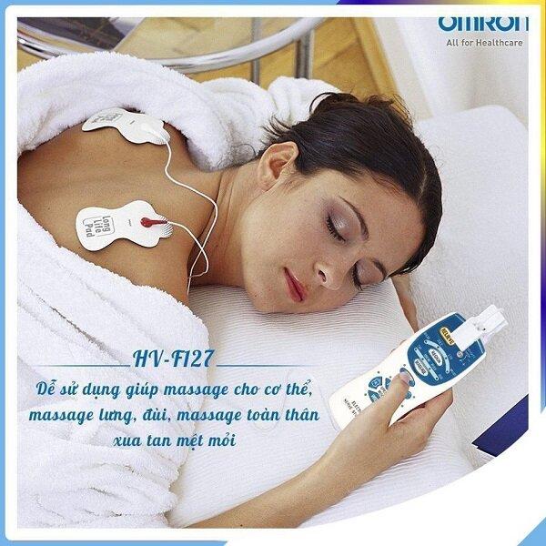 máy massage Omron