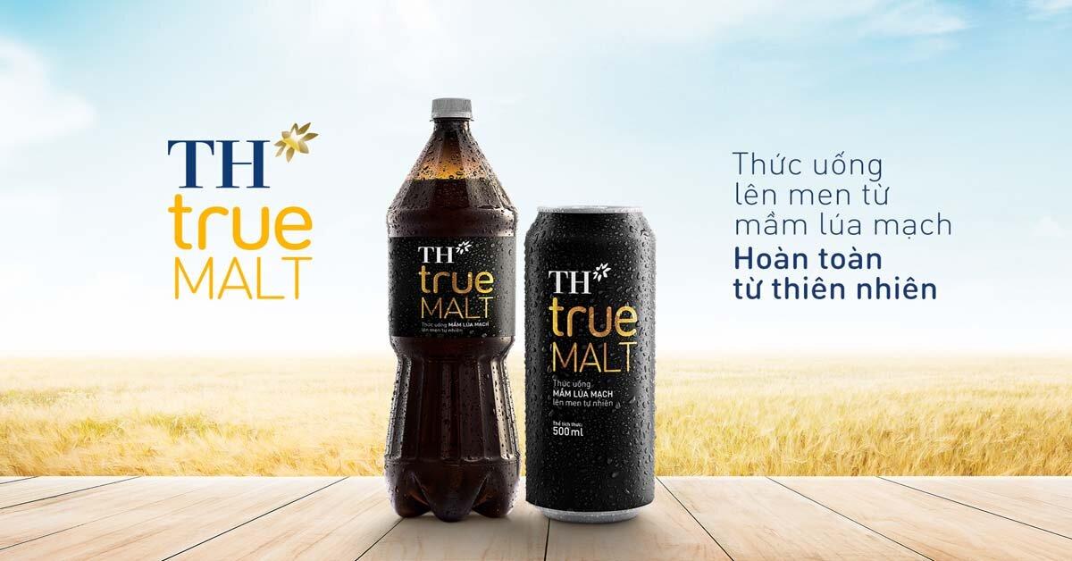 TH True Malt là nước uống gì? Có phải là bia không? Giá bao nhiêu tiền?