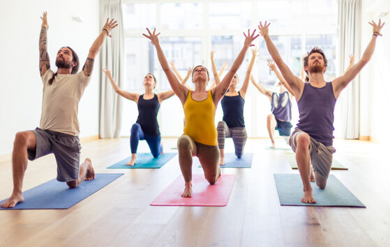 Thảm tập Yoga loại nào tốt nhất: Zeno, Zera, SportsLink hay YogaLink?