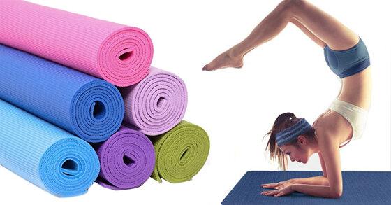 Thảm tập Yoga PVC trơn pro – care có tốt không ? Mua ở đâu ?