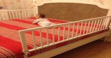 Thanh chắn giường có an toàn và dễ sử dụng không ? Thanh chắn giường giá bao nhiêu ?
