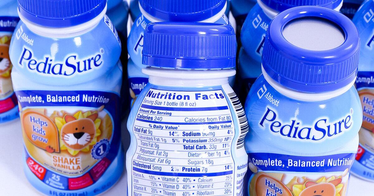 Thành phần sữaPediasure nước như thế nào? Giá rẻ nhất là bao nhiêu ?