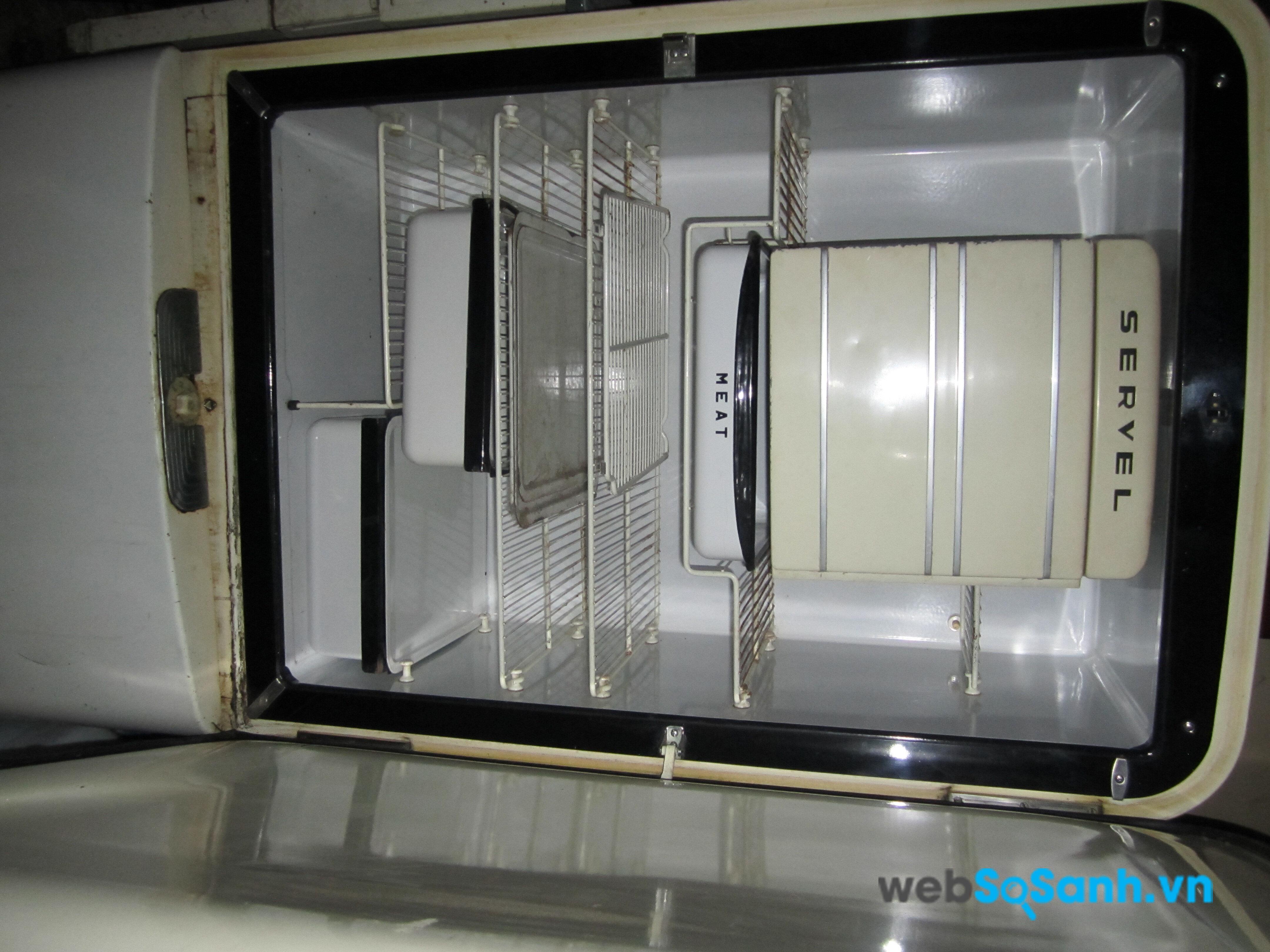 Thay gas tủ lạnh hết bao nhiêu tiền ?