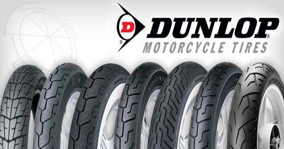 Thay lốp không săm Dunlop cho xe máy bao nhiêu tiền?