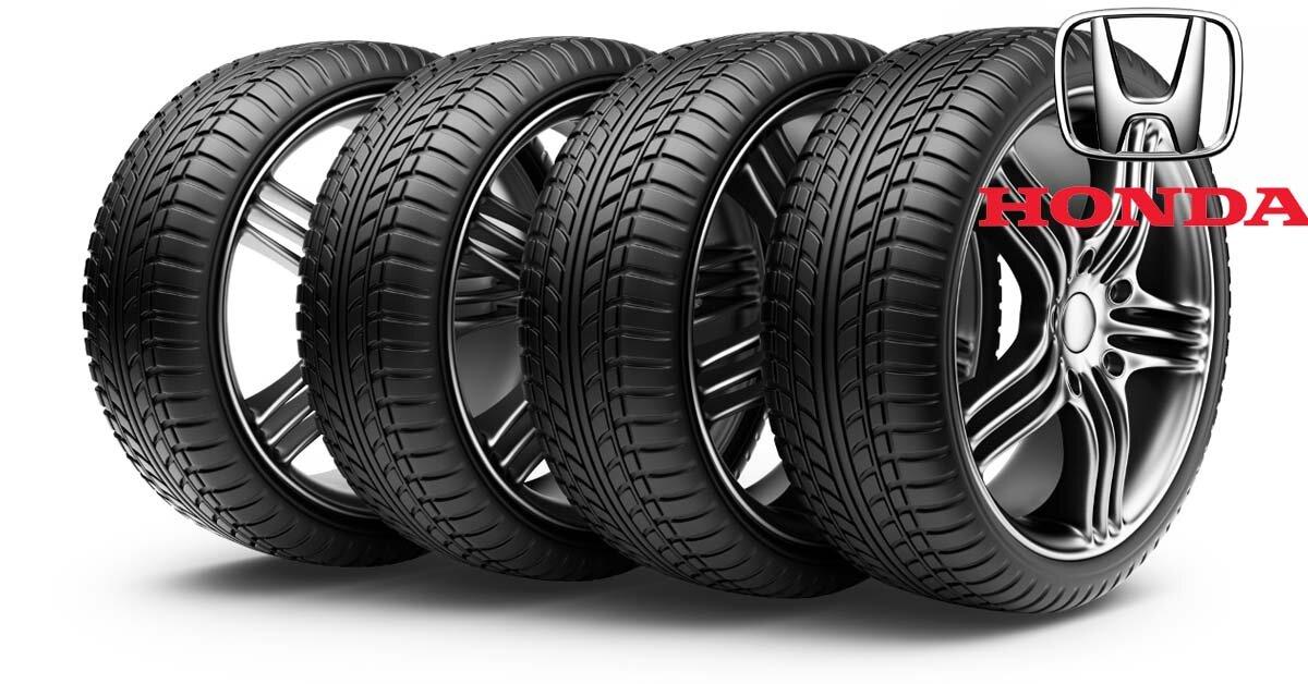 Thay lốp xe ô tô Honda giá bao nhiêu tiền?