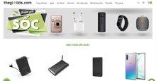 Thế Giới Kỹ Thuật Số – Website bán lẻ hàng công nghệ và thời trang