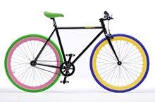 Thế nào là xe đạp Fixed gear?