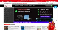 Thegioiso365 – đơn vị chuyên cung cấp sản phẩm laptop cũ uy tín hàng đầu Hà Nội
