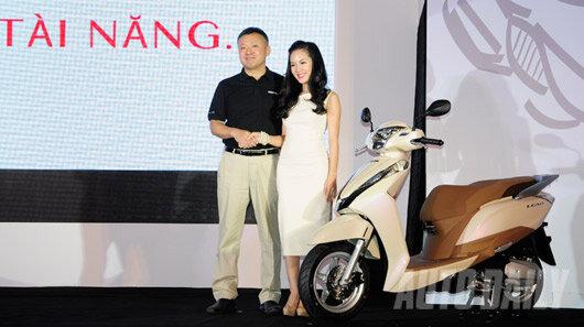 Thị trường xe máy Việt Nam: Những nhóm cạnh tranh