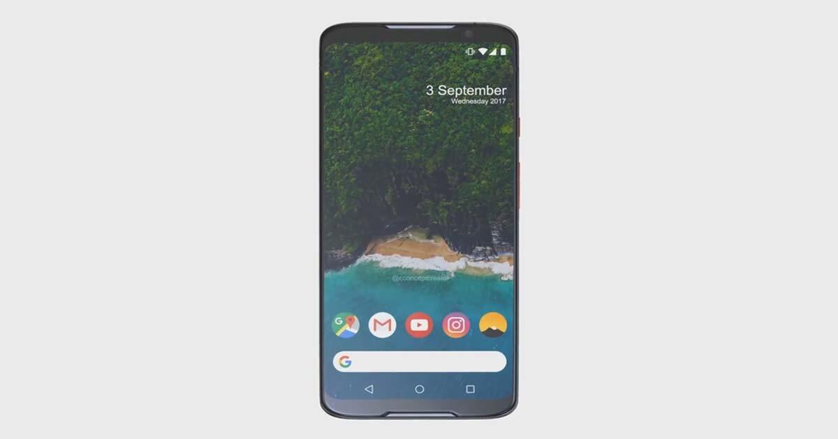 Thiết kế của Google Pixel 3 sẽ có thêm cụm tai thỏ giống iPhone X?