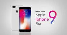 Thiết kế của iPhone 9 Plus được trình diện thông qua bộ ốp lưng cực chất