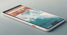 Thiết kế Google Pixel 3 XL sắp ra mắt không khác iPhone X là mấy