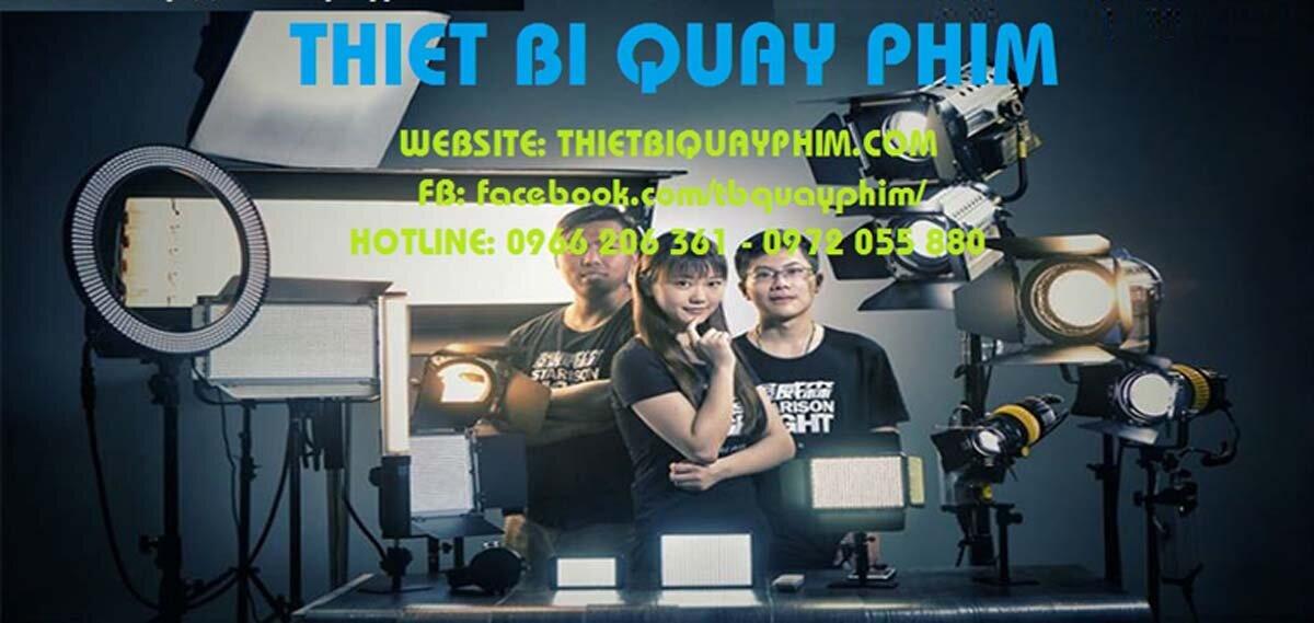 Thietbiquayphim.com – Chuyên cung cấp thiết bị quay phim chính hãng