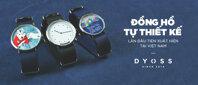 Thỏa sức sáng tạo với đồng hồ tự thiết kế đầu tiên tại Việt Nam