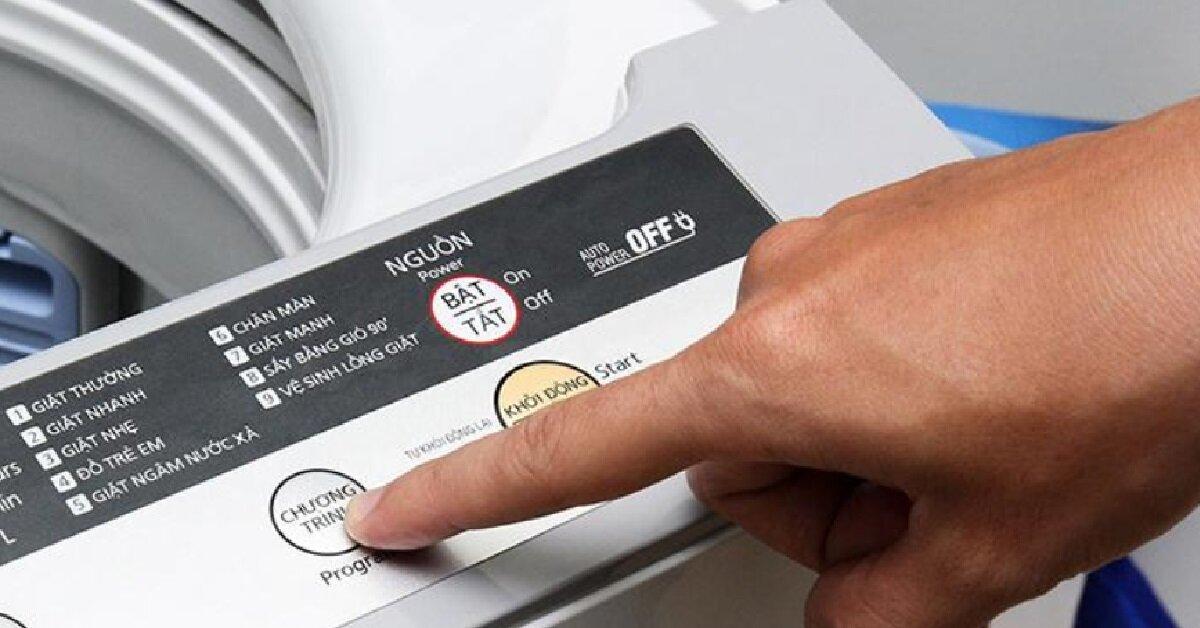 Thời gian giặt của các loại máy giặt trên thị trường hiện nay là bao lâu ?