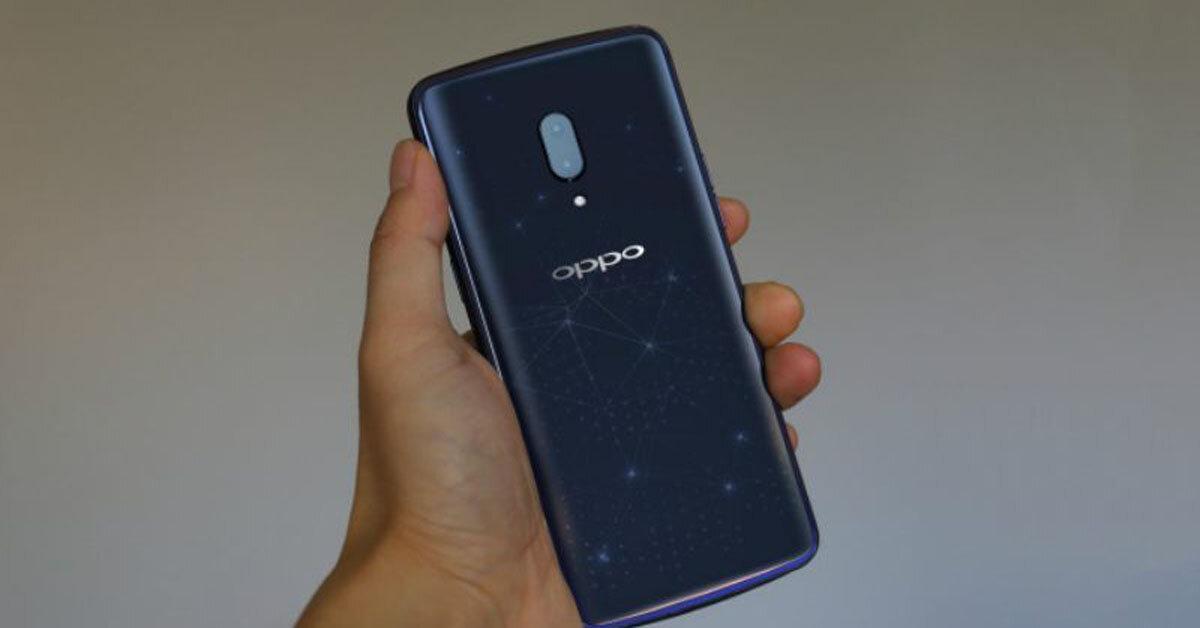 Thông số kỹ thuật chi tiết Oppo Find X lộ hàng