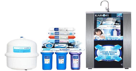 Thông tin chi tiết về máy lọc nước Karofi ksi80 bạn nên biết