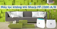 Thông tin chi tiết về máy lọc không khí Sharp fp-j30e-b