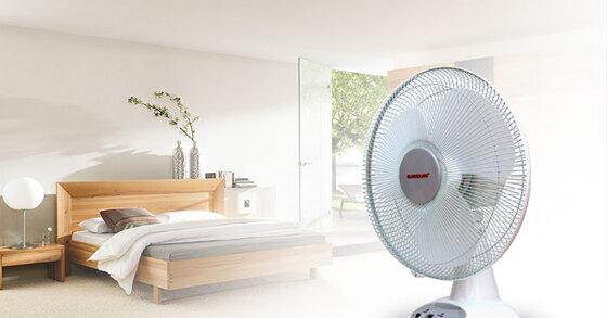 Thông tin mới nhất về giá quạt tích điện cho mùa nóng năm 2020