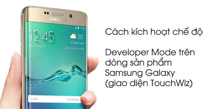 Thủ thuật có thể bạn chưa biết cùng Samsung Galaxy S6 và Note 5