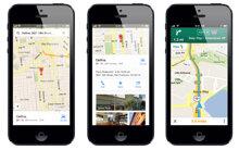 Thủ thuật dùng Google Maps thoải mái trên iPhone