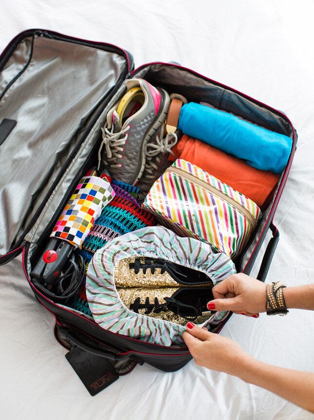 Thủ thuật giúp bạn xếp quần áo hợp lý khi đi du lịch