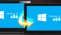 Thủ thuật nâng cấp Windows 10 từ 32-bit lên 64-bit