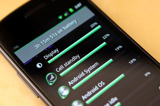 Thủ thuật tiết kiệm pin cho thiết bị Android