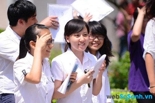 Thủ tục  đăng ký xét tuyển nguyện vọng 1, 2, 3, 4 Cao đẳng và Đại học năm 2015