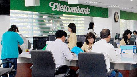 Thủ tục vay thấu chi cầm cố giấy tờ có giá ngân hàng Vietcombank