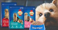Thức ăn cho chó Smartheart có những loại nào? Có tốt không?